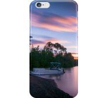 Eagle Lake Sunrise iPhone Case/Skin