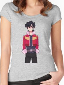 Keith - Voltron Women's Fitted Scoop T-Shirt