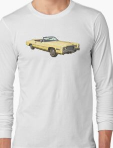 1975 Cadillac Eldorado Convertible Long Sleeve T-Shirt