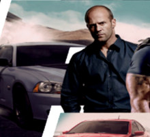 Special Series , Limited For Fast & Furious 7 Fans Sticker