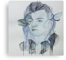 Blue Harry Canvas Print