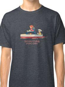 Ponyo: Drift Away Classic T-Shirt