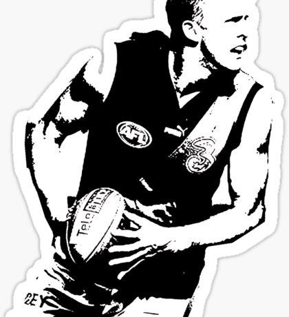 Dustin Fletcher Sticker