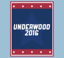 Frank Underwood 2016 2 Kids Tee