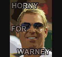 Horny for Warney Unisex T-Shirt