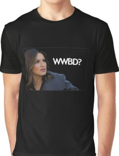 WWBD? – What Would Benson Do? Graphic T-Shirt