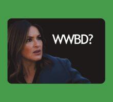 WWBD? – What Would Benson Do? Kids Tee