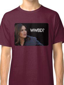 WWBD? – What Would Benson Do? Classic T-Shirt