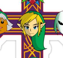 Masks n Legends Sticker