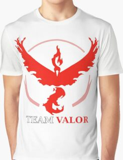 Pokemon GO - Team Valor Graphic T-Shirt