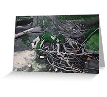 Roots Everywhere Greeting Card