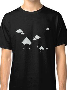 Peeking Mountains Classic T-Shirt