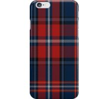 01025 Clinton Wedding Tartan  iPhone Case/Skin