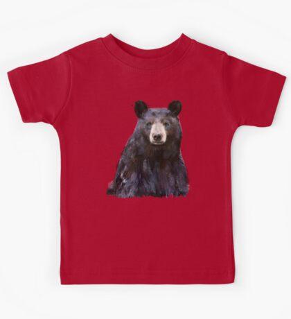 Black Bear Kids Tee