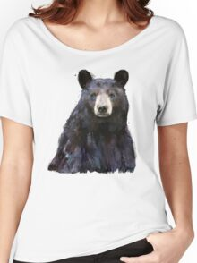 Black Bear Women's Relaxed Fit T-Shirt