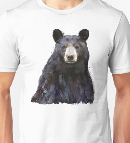 Black Bear Unisex T-Shirt