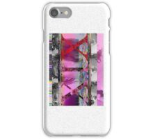 VaporWave Gone 19 iPhone Case/Skin