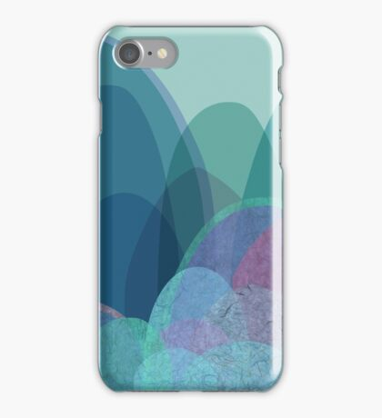 It is not the mountain we conquer but ourselves  iPhone Case/Skin