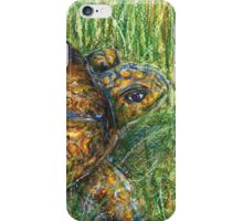 T is for Turtle iPhone Case/Skin