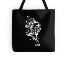 b&w Raphael Tote Bag