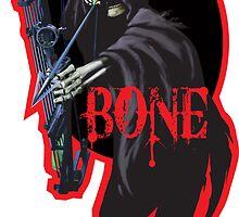 Reap the bone  - red by corsetti