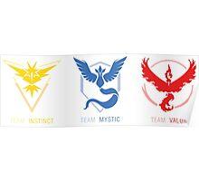 Three Teams Poster