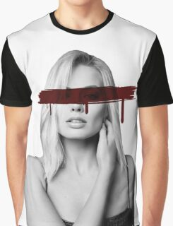 Dead Pop Stars of Our Youth - Margot Robbie 2 Graphic T-Shirt