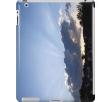 alien cloud iPad Case/Skin