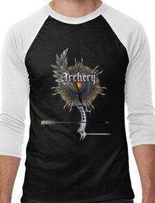 Archery Men's Baseball ¾ T-Shirt
