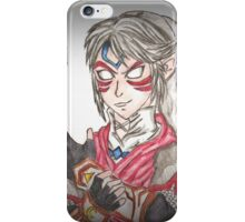 Legend of Zelda : Deity Link iPhone Case/Skin