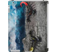 hot scorpions iPad Case/Skin
