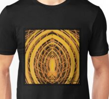Icthus Abstract DPA160310a-14 Unisex T-Shirt