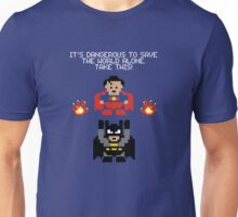 The Legend of Superheroes Unisex T-Shirt