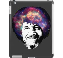 Bob Ross Shirt & Sticker  iPad Case/Skin