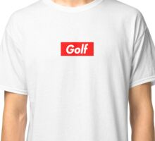 Golf Box Logo Classic T-Shirt