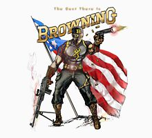 Captain Browning Unisex T-Shirt