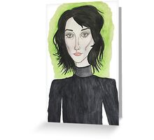 St Vincent Greeting Card