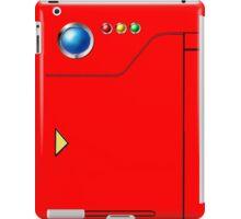 trainers index iPad Case/Skin