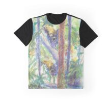 Beauty in Hiding (pastel) Graphic T-Shirt