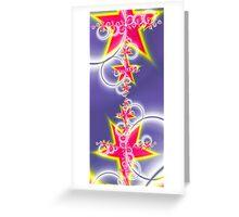 Stars Among Us Greeting Card