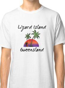 Lizard Island Queensland Classic T-Shirt