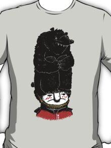 Queen's Guard Hates Hats - Vintage T-Shirt