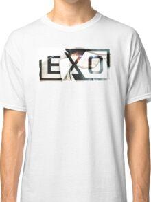 Exo - Hardline Rug Design Classic T-Shirt