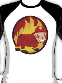 Buck I'm a fire dog T-Shirt