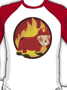 Buck I'm a fire dog T-Shirt