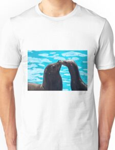Sea Lion Love Unisex T-Shirt