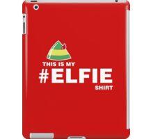 Elfie Shirt iPad Case/Skin
