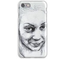 biro smile iPhone Case/Skin