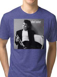 Chet Baker  Tri-blend T-Shirt