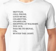 police shootings Unisex T-Shirt